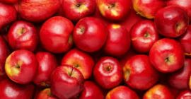 fresh nice apple with beautiful aroma available at very affordable prices
