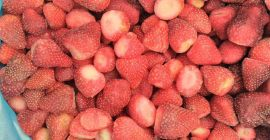 SELL FROZEN FRUITS FRESH STRAWBERRIES, PRICE - AGRICULTURAL ADVERTISEMENTS, Agro-Market24